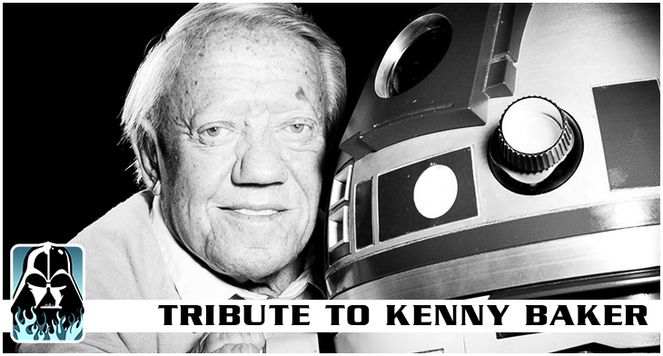 A Tribute to Kenny Baker Exhibition