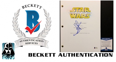 Beckett's Authentication