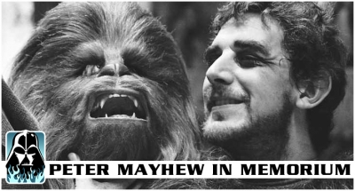 Peter Mayhew - In Memoriam